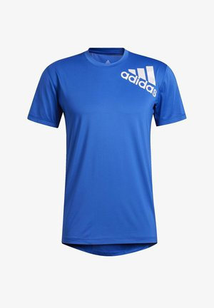 ALPHASKIN 2.0 SPORT FITTED T-SHIRT - Print T-shirt - blue