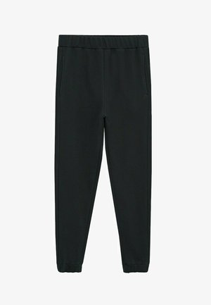 RIVI-A - Tracksuit bottoms - gris anthracite