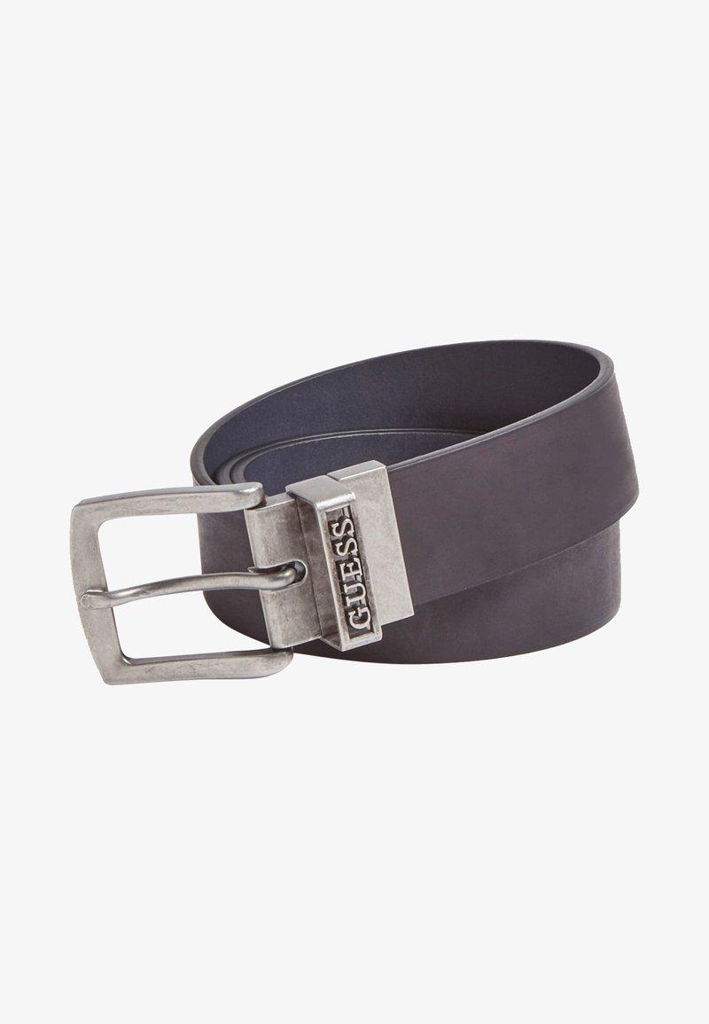 Guess - MIT METALLAPPLIKATION - Belt - black