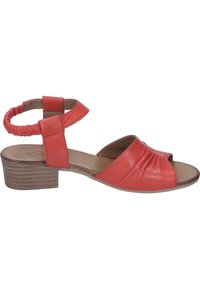 Piazza - Sandals - rot - 5