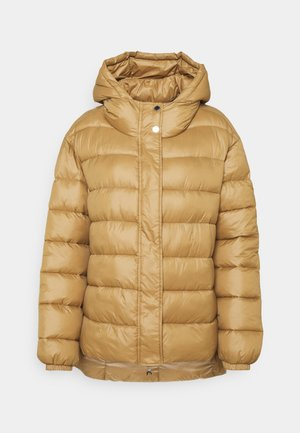 JACKET - Cappotto invernale - organic beige