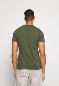 Replay - Print T-shirt - dark military - 2