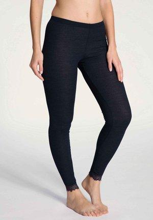 Leggings - Trousers - dark lapis blue