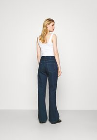 MM6 Maison Margiela - PANTS 5 POCKETS - Relaxed fit -farkut - muted wash sovratinto - 2