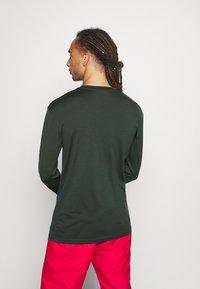 Mons Royale - YOTEI TECH  - Sports shirt - atlantic/rosin - 2