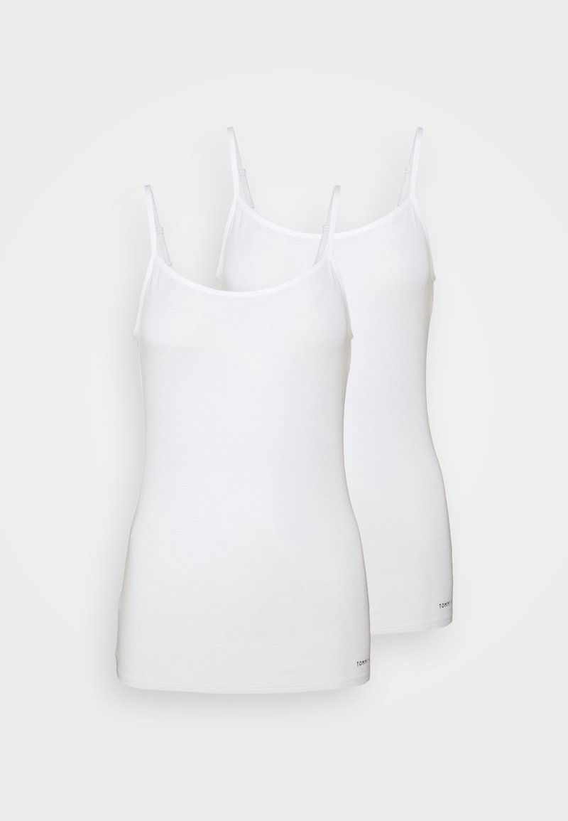 Tommy Hilfiger - WARM 2 PACK - Pyjama top - white