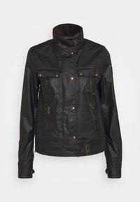 Belstaff - GANGSTER JACKET - Summer jacket - black - 4