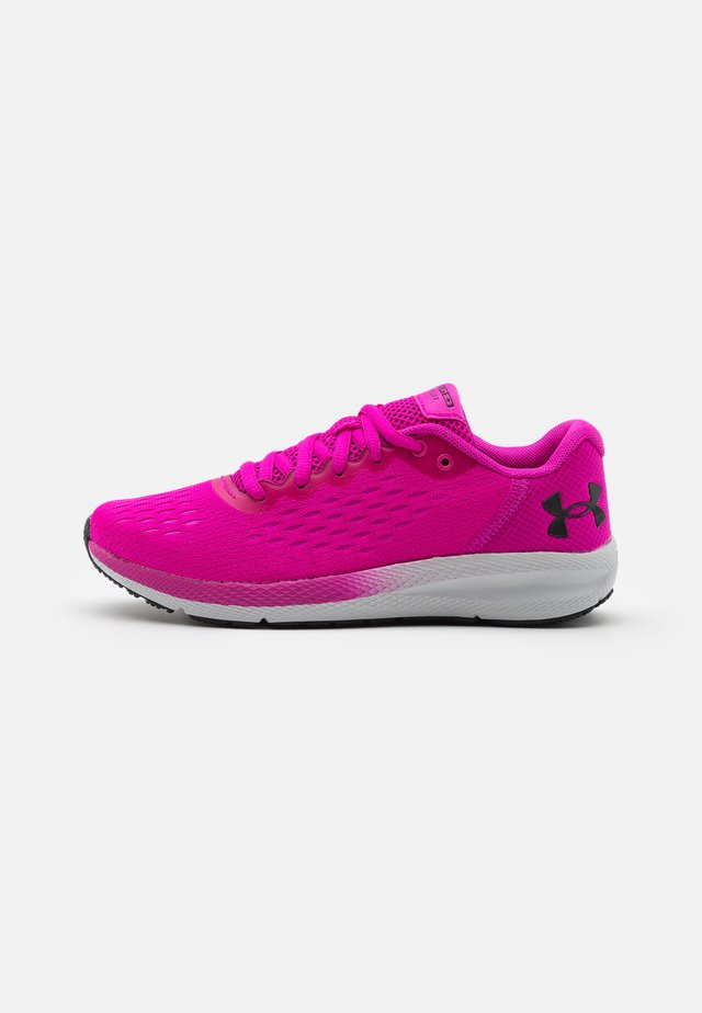 CHARGED PURSUIT 2 - Zapatillas de running neutras - meteor pink