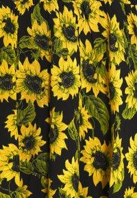 Vingino - PENDIA - Sukienka z dżerseju - deep black - 2