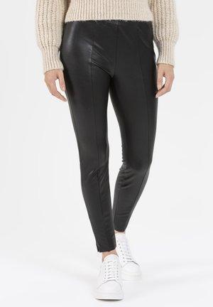 VEGANE ISABEL - Leggings - Trousers - schwarz