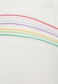 Levi's® - RIBCAGE STR ANK RAINBOW - Džíny Straight Fit - chasing rainbows - 5