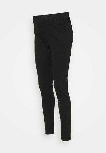 MLAVILDA PANTS - Leggings - Trousers - black