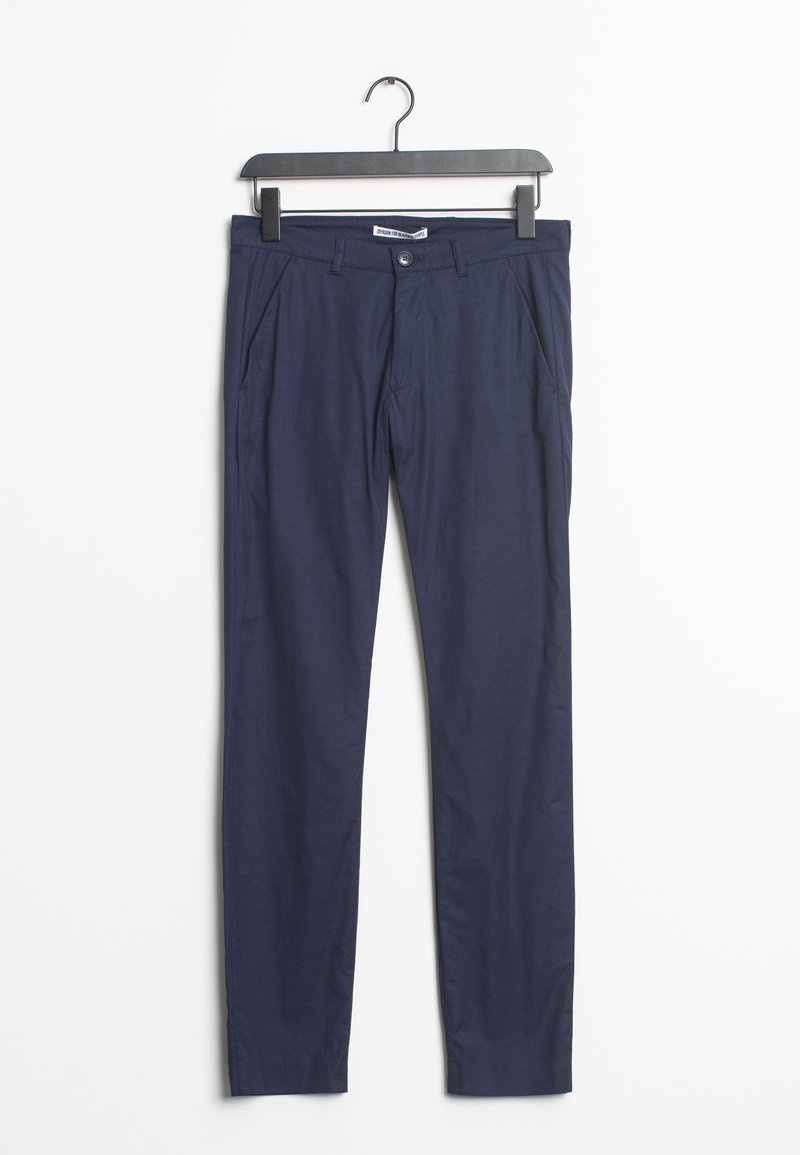 DRYKORN - Trousers - blue