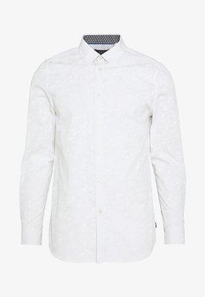 DUSLEY FLORAL PRINT - Košile - white