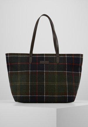 WITFORD TARTAN TOTE - Tote bag - classic