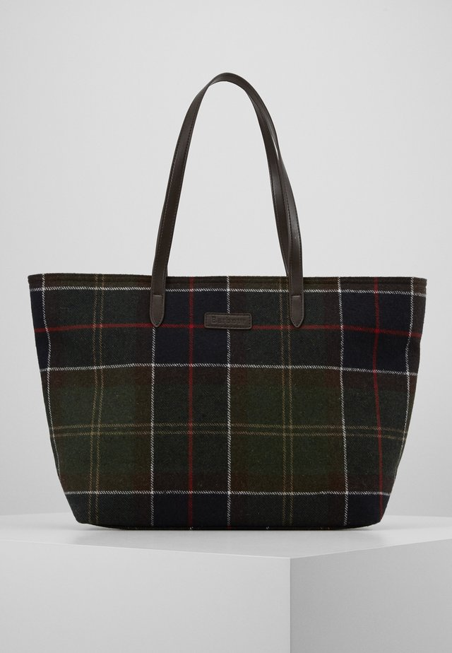 WITFORD TARTAN TOTE - Cabas - classic