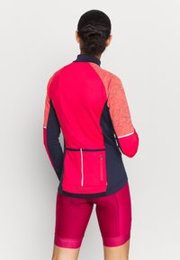 Vaude - WOMENS RESCA WIND TRICOT - Long sleeved top - bright pink - 2