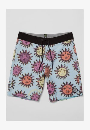 OZZY TRUNK - Swimming shorts - aether blue