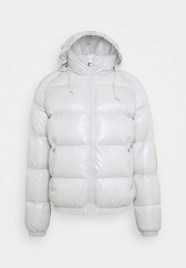 VINTAGE MYTHIC - Down jacket - pale stone