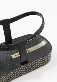 Ipanema - BOSSA SOFT - Pool shoes - black - 2