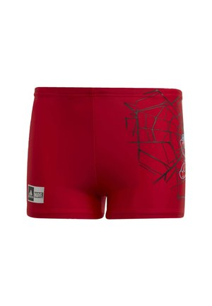 BOYS MARVEL SPIDER-MAN SWIM BRIEFS - Swimming trunks - red