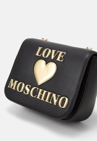 Love Moschino - BORSA - Across body bag - black - 3