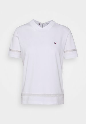 COOL VERA RELAXED - Polo shirt - white