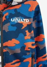 Next - Zip-up sweatshirt - multi-coloured - 3
