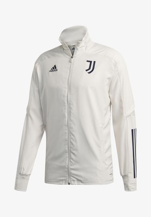 JUVENTUS SPORTS FOOTBALL TRACKSUIT JACKET - Club wear - orbgry/legink