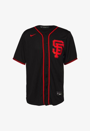 MLB SAN FRANCISCO GIANTS OFFICIAL REPLICA HOME - Club wear - pro black