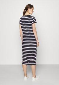 Barbour - BARBOUR BAYSIDE DRESS - Sukienka z dżerseju - navy - 2
