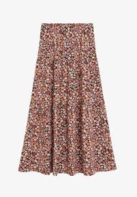 Mango - ELI-X - Pleated skirt - rosa - 5