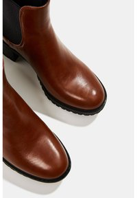 Esprit - Ankle boots - toffee - 4