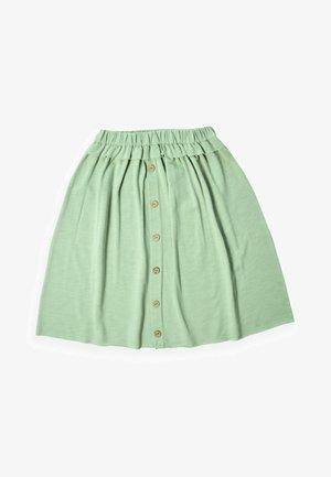 A-lijn rok - light green