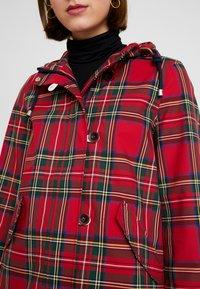 Tom Joule - COAST PRINT - Summer jacket - red - 5