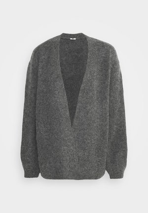 CARDIGAN - Cardigan - grey dark