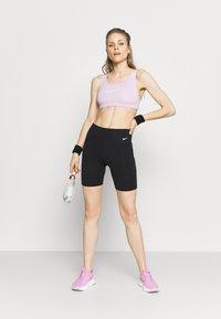 Nike Performance - ONE RAINBOW  - Medias - black/white - 1