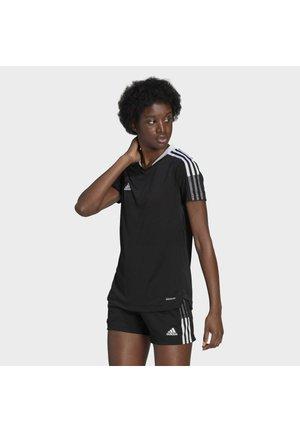 TIRO 21 - T-shirt z nadrukiem - black