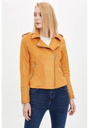Veste mi-saison - orange
