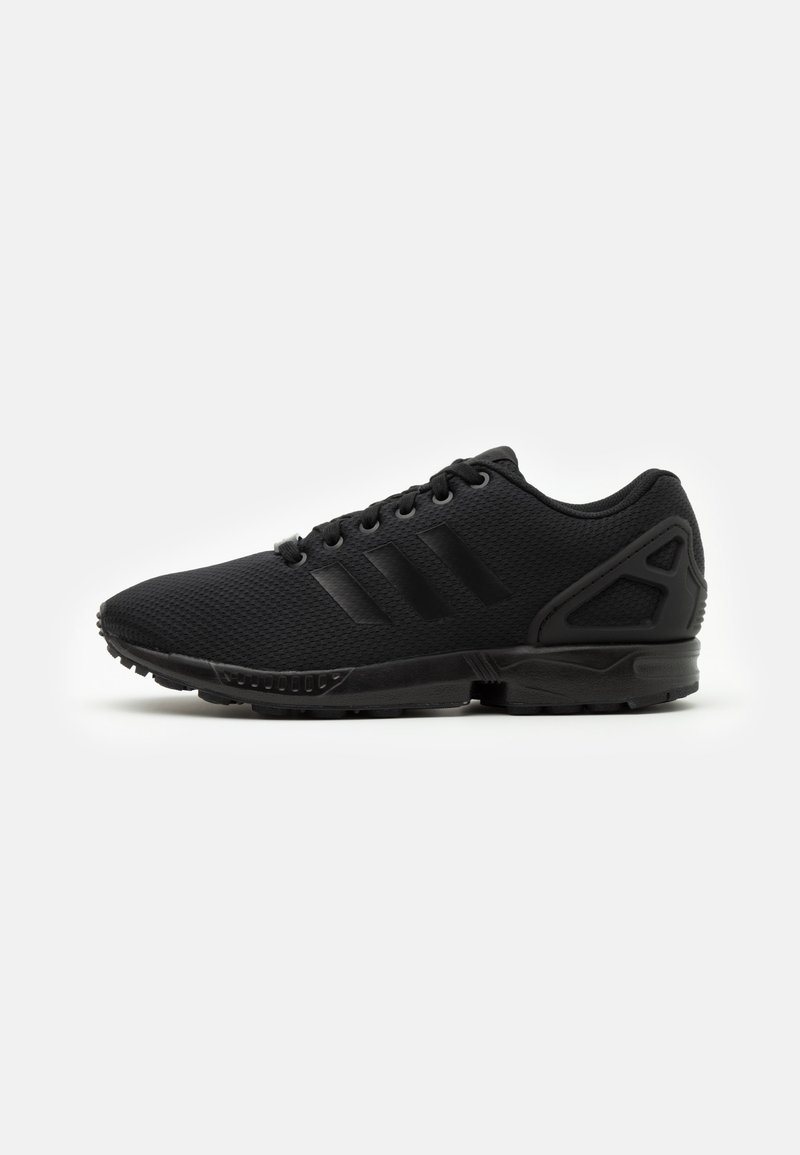 adidas Originals - ZX FLUX UNISEX - Trainers - core black