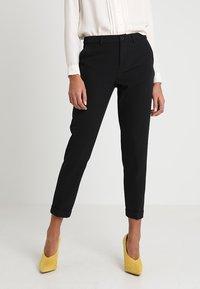 Liu Jo Jeans - NEW YORK LUXURY - Trousers - nero - 0