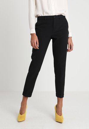 NEW YORK LUXURY - Trousers - nero
