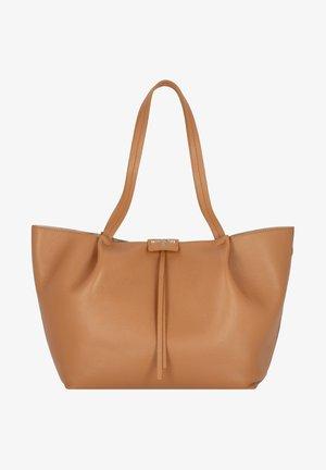 Borsa - Handbag - cuoio