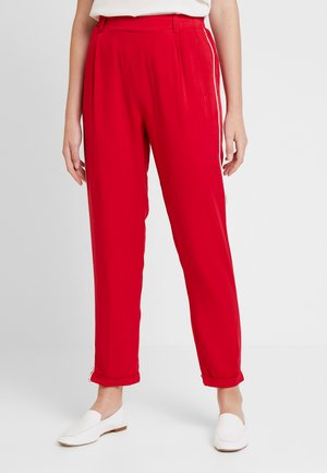 JOGGER - Trousers - reds