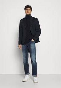 TOM TAILOR DENIM - Blazer jacket - sky captain blue - 1