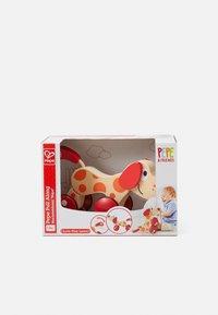 Hape - WALK-A-LONG PUPPY - Wooden toy - multi - 2