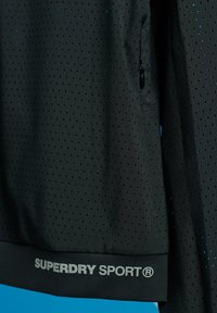 Superdry - SUPERDRY TRAINING LIGHTWEIGHT JACKET - Training jacket - black - 2