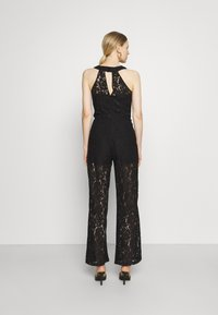 Guess - RACHAEL OVERALL - Jumpsuit - jet black - 2