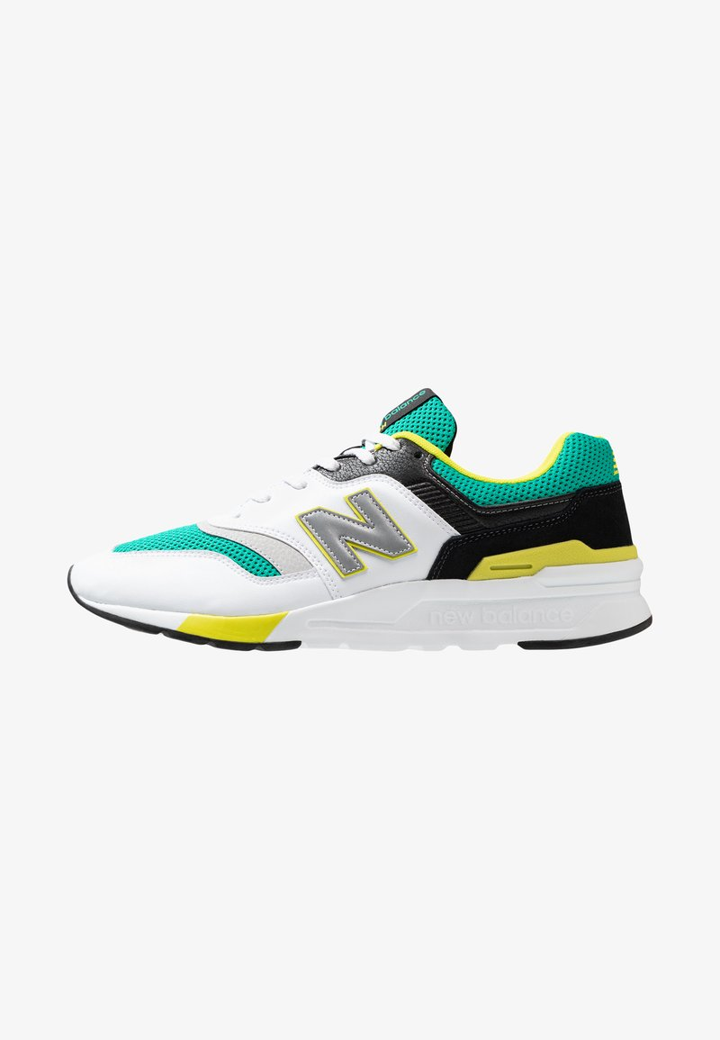 New Balance - CM997 - Sneakers - green/white