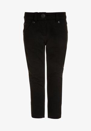 PONTE DI ROMA - Trousers - black